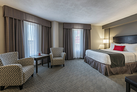 Halifax Hotel Accommodations